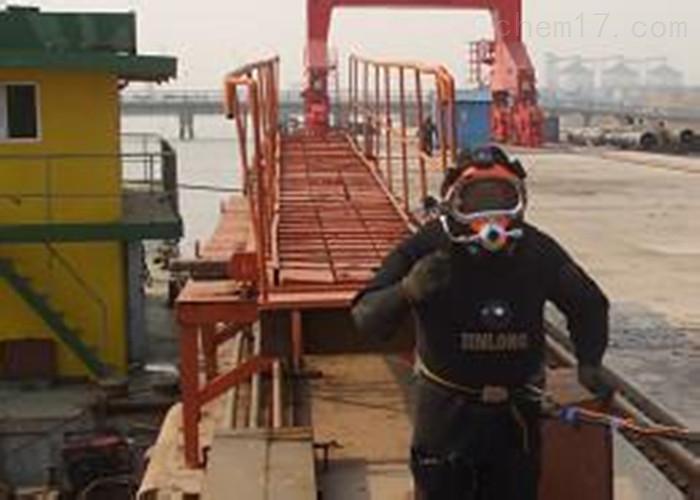 和田水下切割公司专业施工队伍