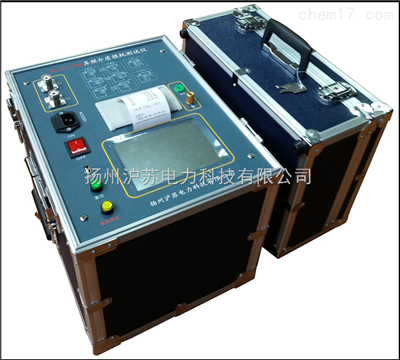 HSJS-8000异频介质损耗测试仪