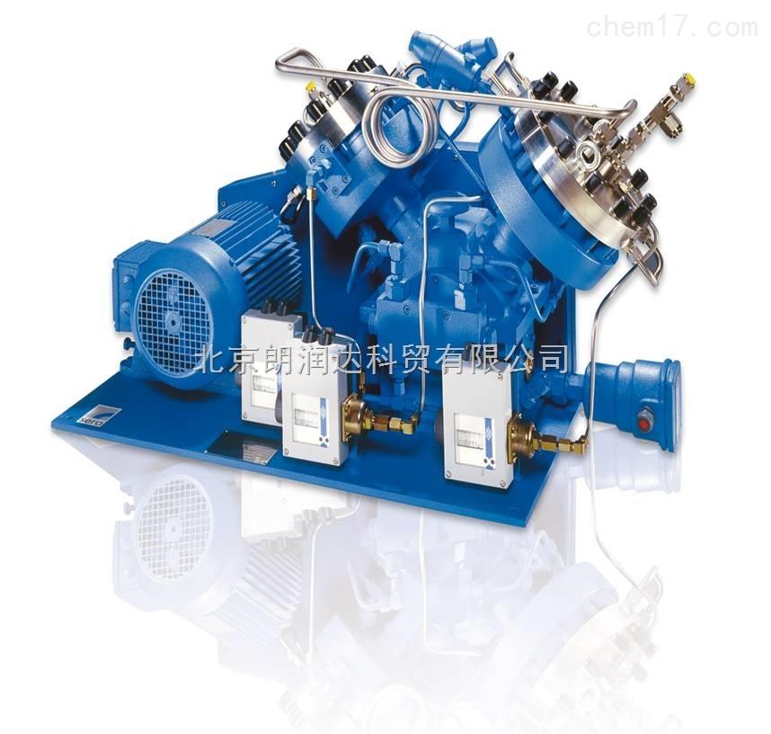 微型隔膜压缩机