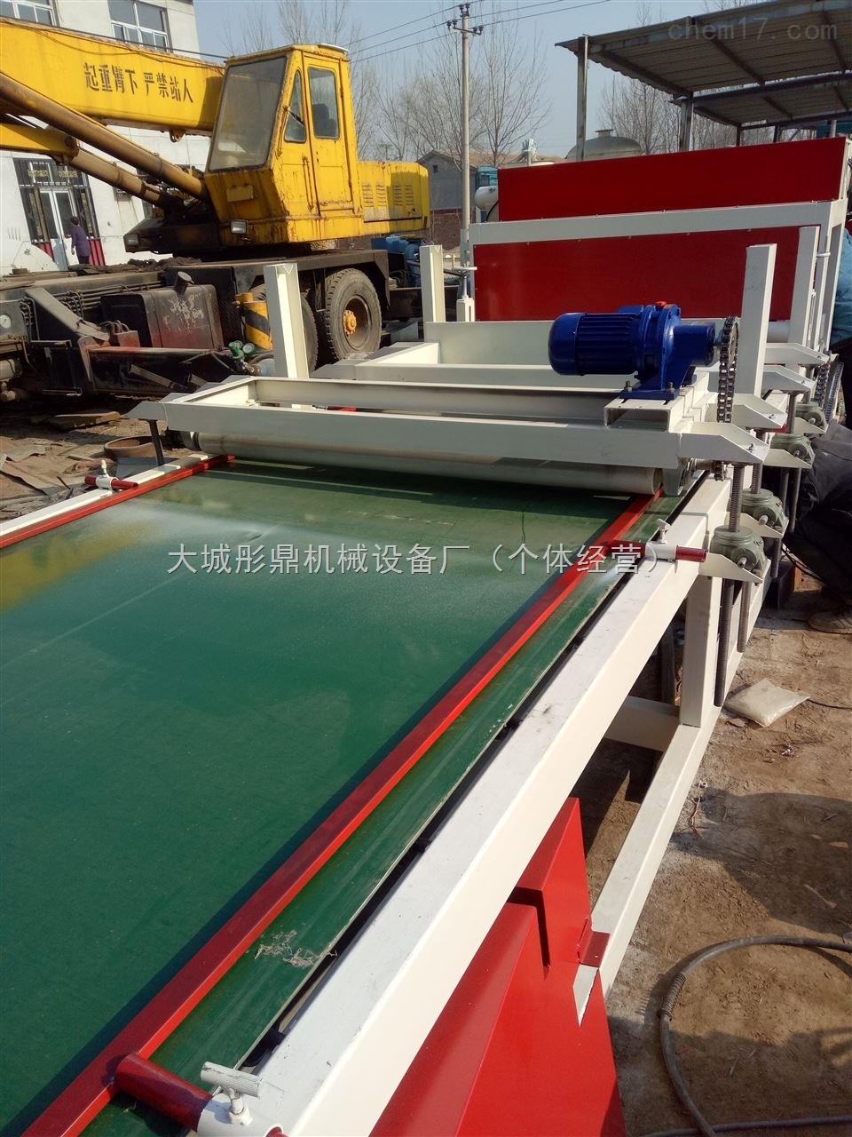 彩钢岩棉砂浆复合板设备适用范围及价格厂家