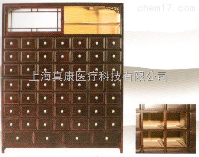 药房实木中药柜12
