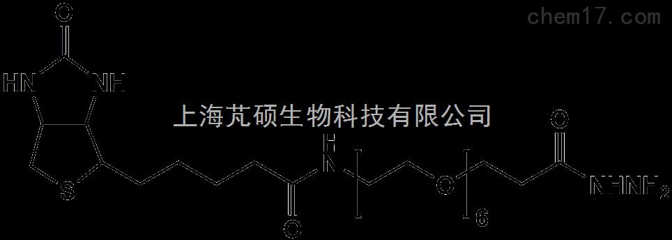 上海芃硕生物科技有限公司创立于上海,是一家致力于生产与研发聚乙二醇及其衍生物的高新科技企业。芃硕生物科技拥有从各种原料聚乙二醇到各类聚乙二醇活化物的成熟产业结构,以推动国内聚乙二醇修饰剂、新型聚乙二醇的发展与普及为理念。 公司以国内著名高校为科研后盾,向客户提供性价比一流的产品,采用GPC、NMR等仪器保证产品质量。公司具备大规模供应能力,能快速地提供聚乙二醇以及活性衍生物,以满足顾客的需要为率先目标。 芃硕生物能供应稳定的目录产品,还可以提供良好的定制合成服务,为客户定制特殊分子量与不同官能团的产品。
