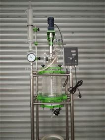 DDG-10L双层过滤反应釜