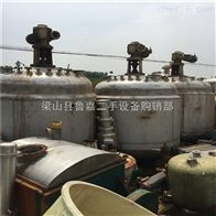 500L-15000L全国拆除回收旧不锈钢反应釜价格行情