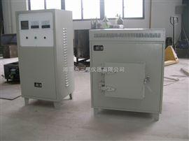 SX3-10-16真空成型全纖維快速升溫電阻爐