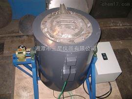 GR-20-8倾斜式铝合金熔化炉
