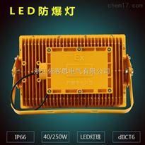 LED防爆灯户外IP65防爆泛光灯120w