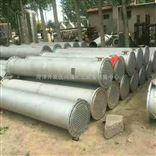 出售80平方列管二手不锈钢冷凝器