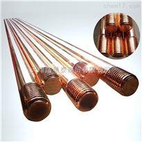 石嘴山12 14 16 18mm镀铜圆钢 铜包钢接地棒