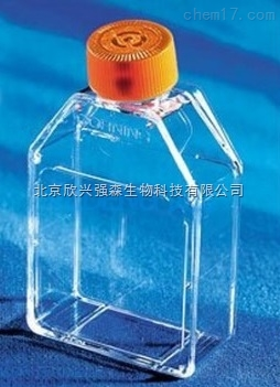 康宁25cm透气盖斜口细胞培养瓶货号430639