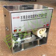 石英自动双重蒸馏水器