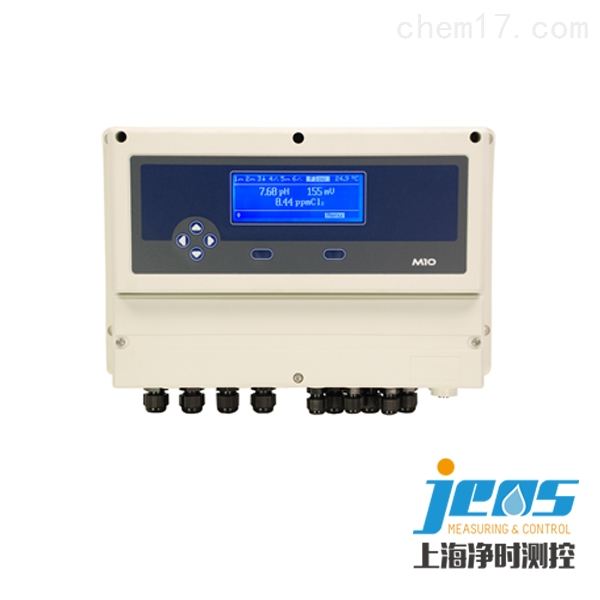 Micon M10五参数水质分析仪
