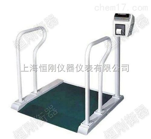 定製醫療專用智能輪椅秤,醫院電子輪椅稱