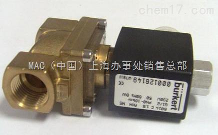 德国BURKERT电磁阀0FFMSNM85-5-120/60-08