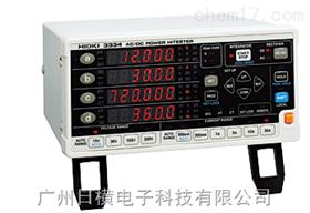 PW3335 3334输入单元PW3335交单相功率计3334日置HIOKI