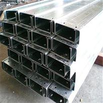 通化镀锌U型钢 镀锌Z型 镀锌槽钢价格
