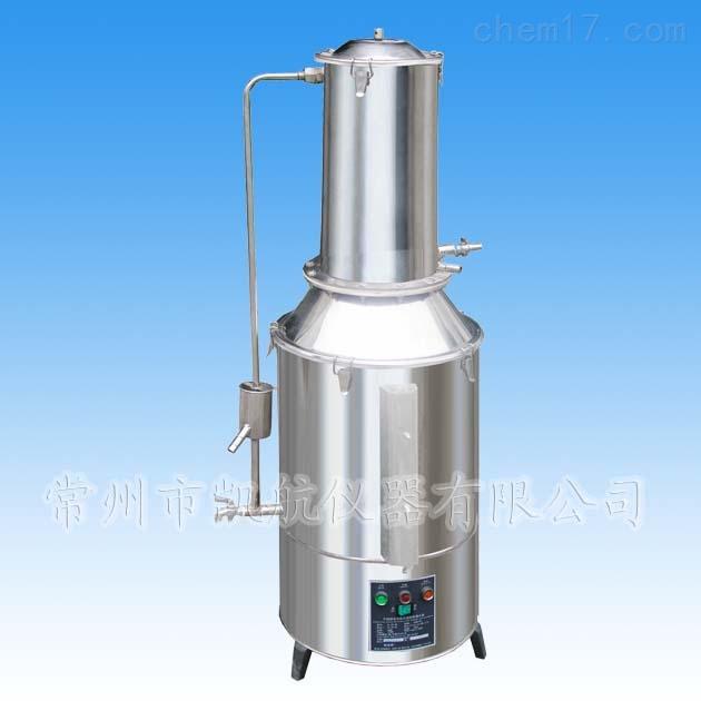 全自动不锈钢蒸馏水器