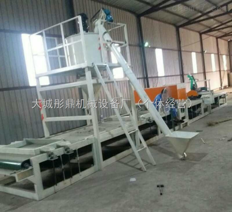 质量完善的砂浆岩棉复合板设备结构合理