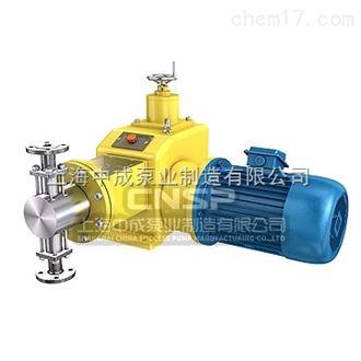 JYDR□/40 JYDR4JYDR系列液压隔膜式计量泵
