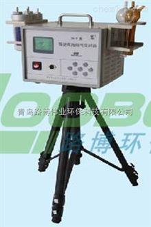 YQ-2智能双路烟气采样器YQ-2溶液吸收瓶法