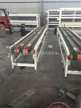 河南平顶山市高效优质匀质板设备今日价格