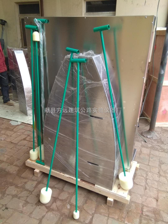 混凝土塑料波纹管柔韧度检测仪实物图