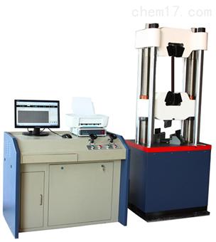 WAW-300材料高低溫拉力試驗機