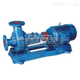 50PWF-65 80PWFPW卧式无堵塞排污泵