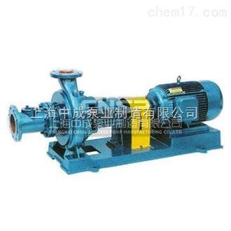 80XWJ25-12.5无堵塞纸浆泵