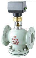 ZDL-16C电动三通合流电动调节阀厂家型号