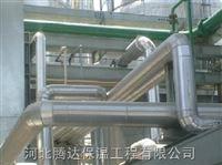 219*80镀锌铁皮保温施工
