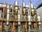 闲置二手三效降膜式外循环浓缩蒸发器
