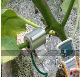 包裹式植物茎流仪