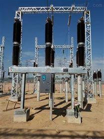 LW36-40.5/630LW36-40.5高腳型六氟化硫高壓斷路器結構