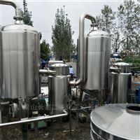 二手升膜蒸发器大量转让二手升膜蒸发器全套处理