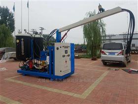 300c型高压发泡机管道防腐设备