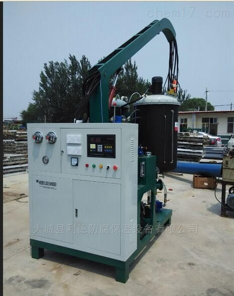 热力管道发泡机设备出厂价销售