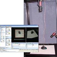 视频记录和行为学轨迹分析系统