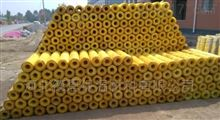 型号齐全喀什市耐高温玻璃棉保温管