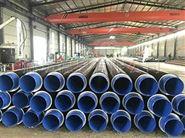 耐高温聚氨酯保温管行业