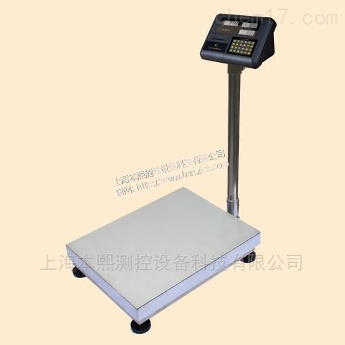 200公斤带打印零部件工厂计数电子台秤