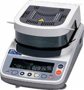 日本AND卤素灯管MF-50快速水份学测定仪天平