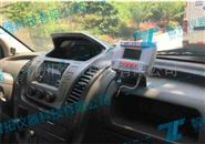 车载温湿度监控系统