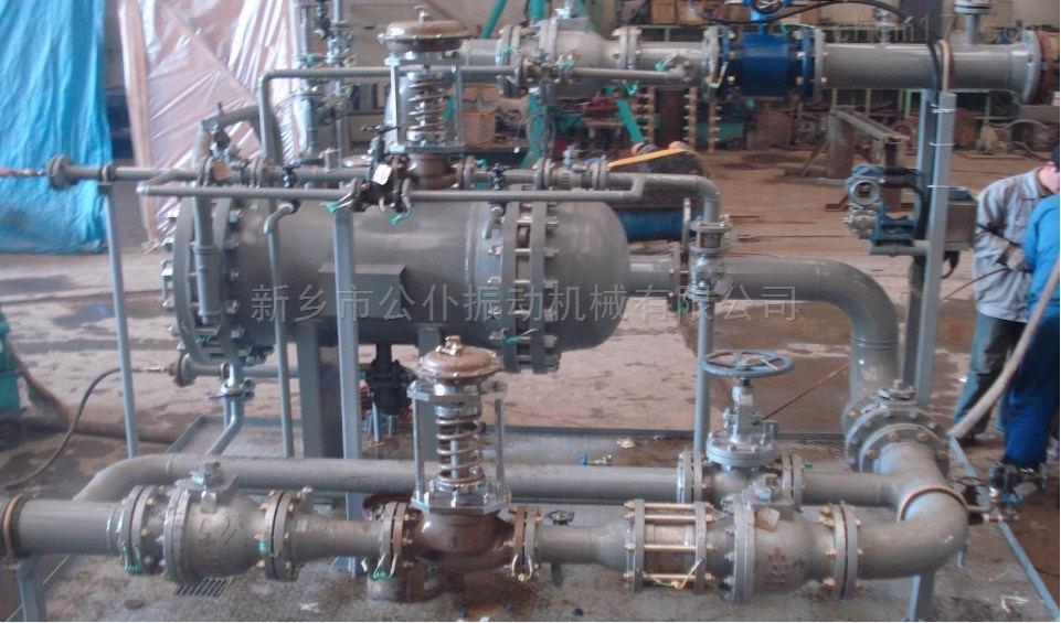 黑龙江旋流油水分离器(卧式)维护说明