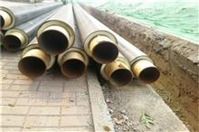 DN500预制直埋式保温管管道试压、清洗及验收