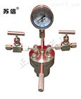 气体连接式高压釜