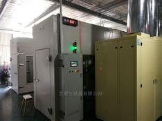 动力电池化成间 电池老化室
