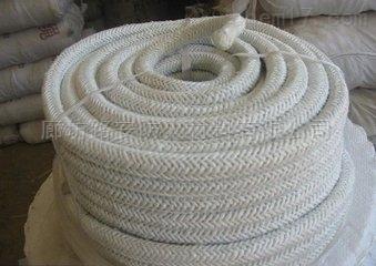 厂家批发耐高温 陶瓷纤维绳 陶瓷盘根石棉绳