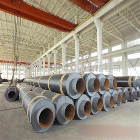 湖州市德清县钢套钢在直埋管标准施工案例