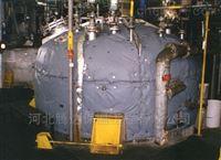 500磁力反应釜设备保温安装